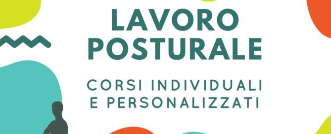 Lavoro posturale corsi individuali