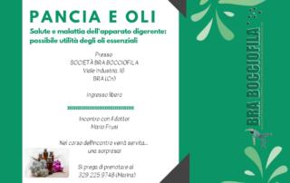 Oli essenziali: apporto per l'intestino